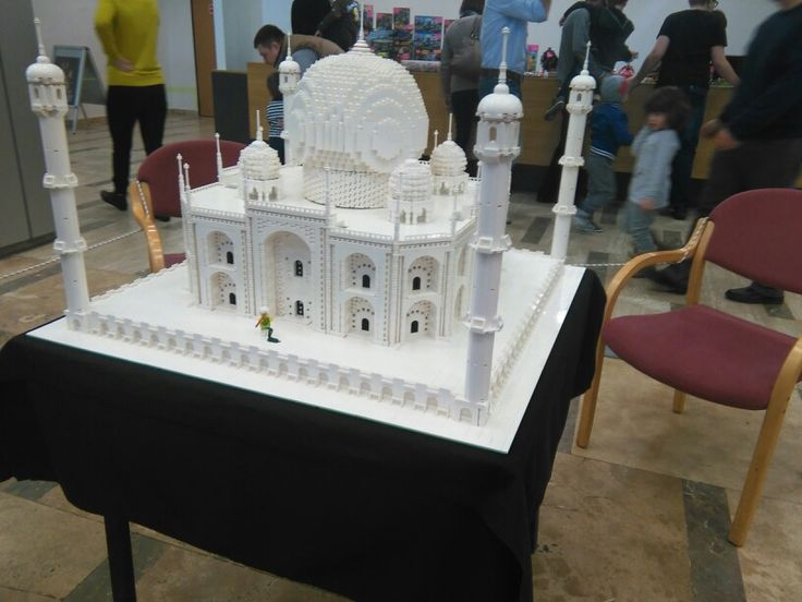 Taj Mahal, Lego