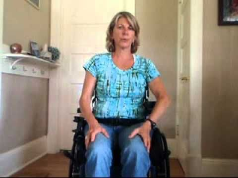 Morning Exercises for the Wheelchair.wmv