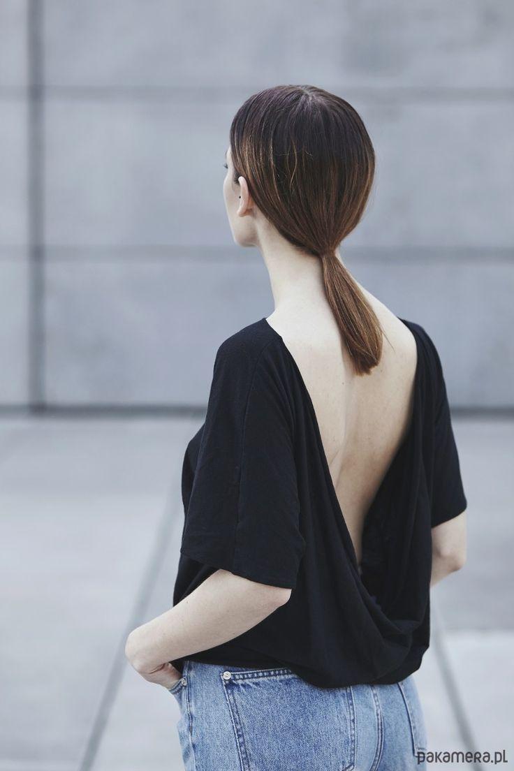 bluzki - t-shirty - damskie-top malke