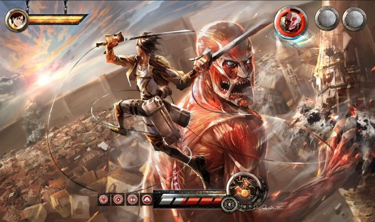 Attack On Titan 3D Offline Full(Attack To Conquer) - Android Games - Attack On Titan 3D Offline Full(Attack To Conquer) Jp Kamatsu Brings you the Ultimate Attack on Titan Game Behind from Attack on Titan Battlefield Online And Attack on Girl Attack To Conquer!. •Battle And Wipe All The titans Jump,Maneuver And Slash •Choose Characters •Set Special Mission Using In...