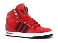 Adidas court-attitude rode hoge-sneakers - Herenschoenen - Online Bestellen En Kopen Bij Sooco.