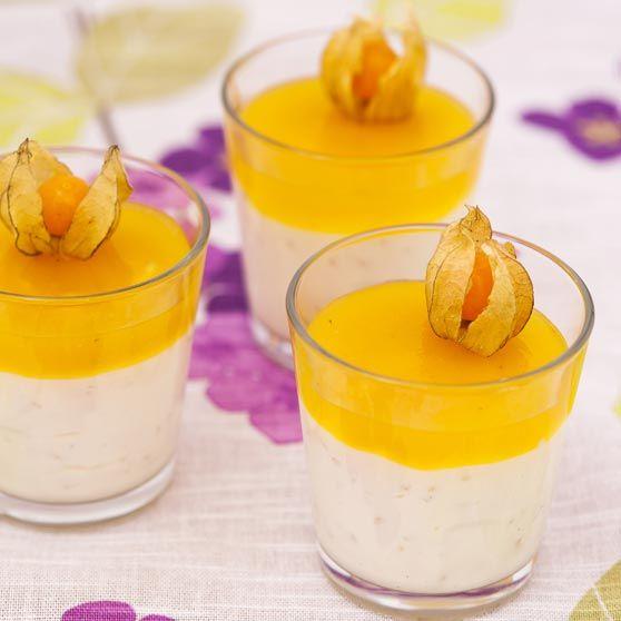 Mango-rahkamalja