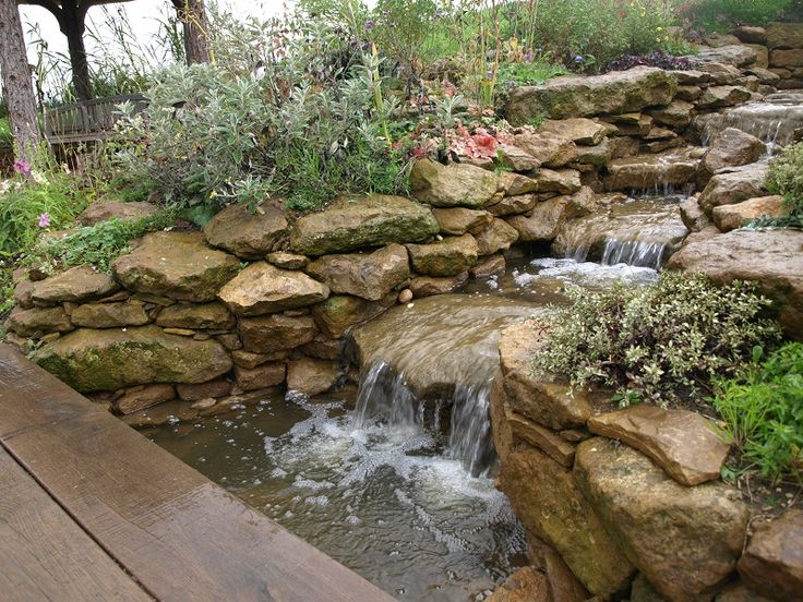 17 best ideas about natural pond on pinterest natural for Natural garden pond design
