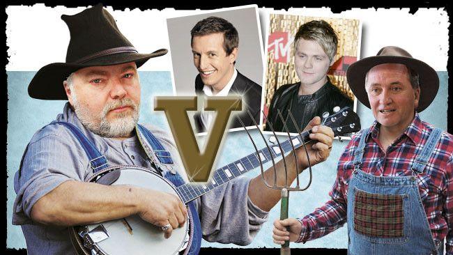 Kyle Sandilands versus everyone: Greatest feuds in the Aussie entertainment industry