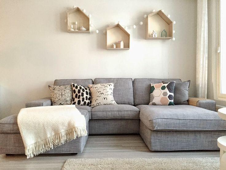 Esittelyssä sohva: Ikea Kivik - SOMETHING SMALL