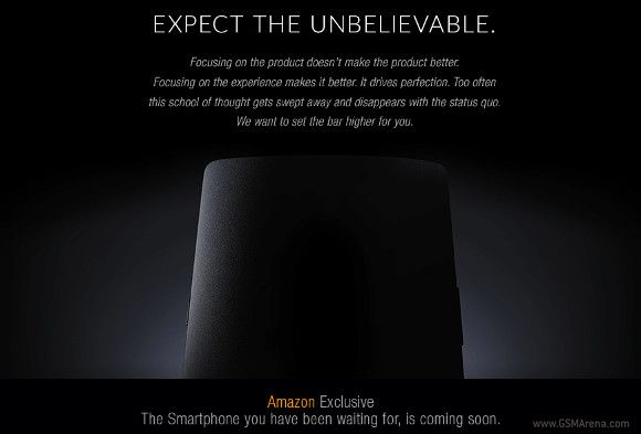 OnePlus One India launch teaser campaign starts - GSMArena.com news