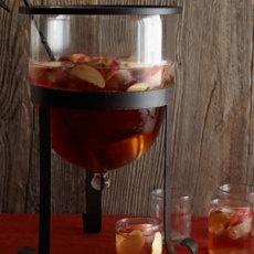 Apple Cinnamon Sparkling Sangria! | Entertaining Entrees | Pinterest
