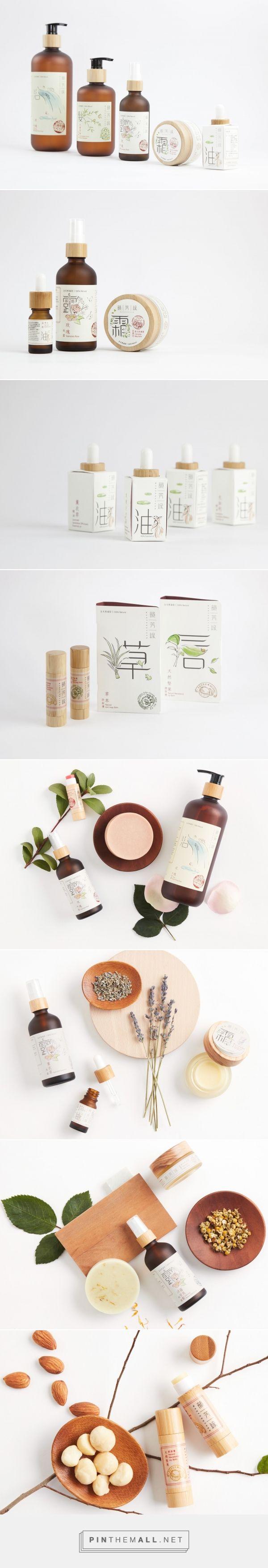 Wan Fong Yuen skincare packaging design by Box Brand Design - http://www.packagingoftheworld.com/2017/04/wan-fong-yuen.html