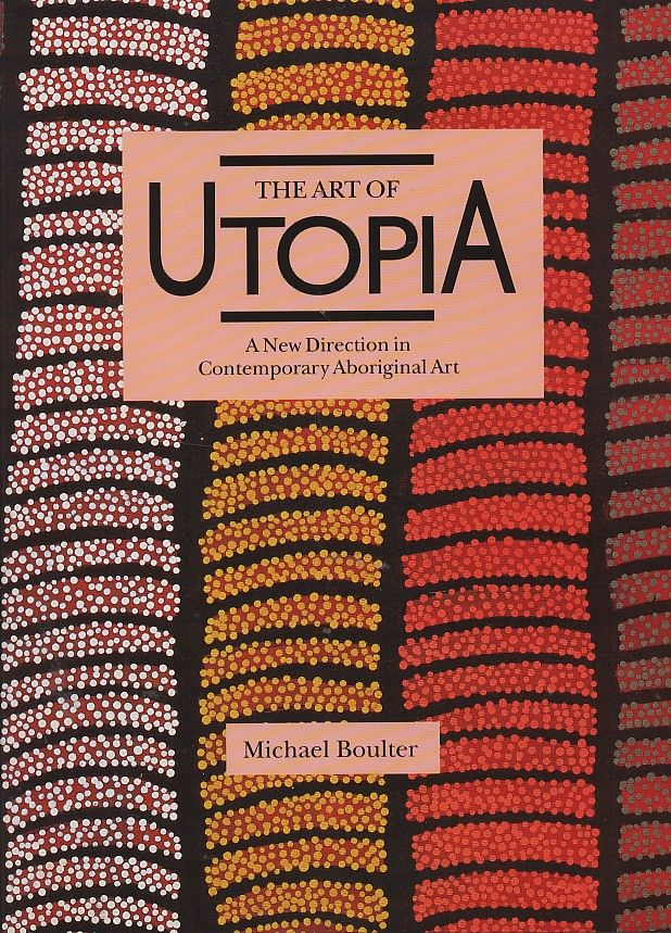 Utopia is a region north-east of Alice Springs where people have been able to return to a traditional way of life. The many colour plates display the distinctive styles of the leading artists such as Emily Kame Kngwarreye, Gloria Petyarre, Lyndsay Bird Mpetyane and Louie Pwerle who have gained international recognition for their vibrant, accessible art.