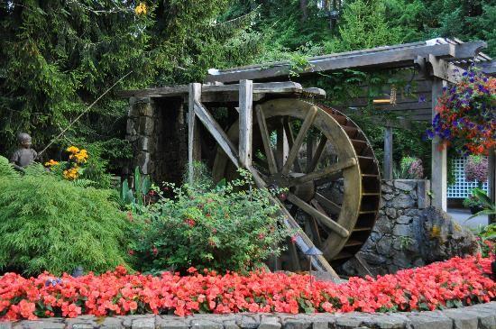 Butchart Gardens Gardens Wheels And Summer