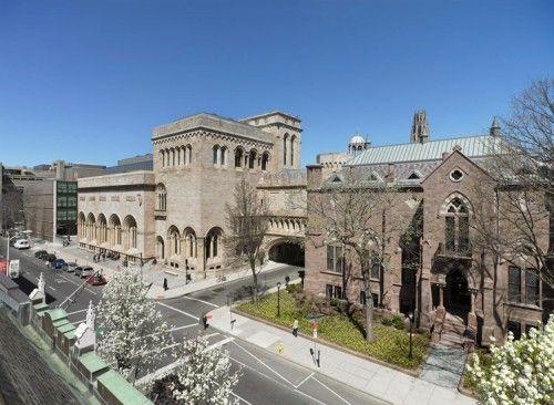 Yale University Art Gallery (1951-1953)