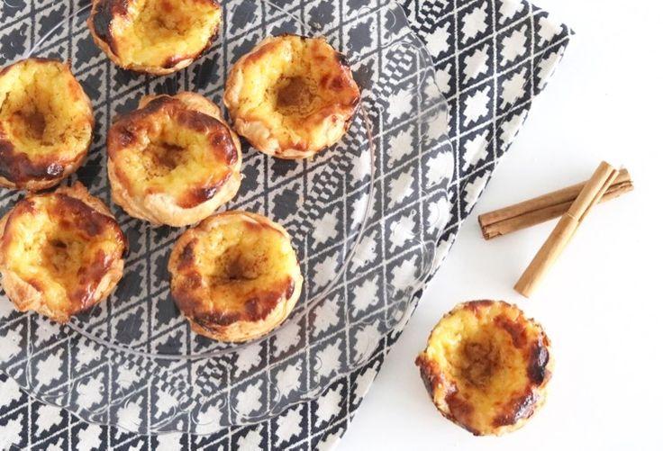Portugese pastéis de nata
