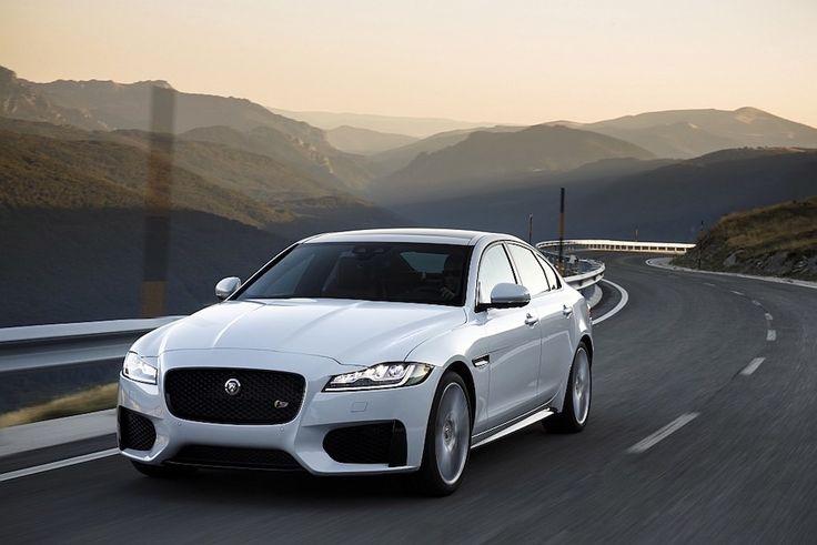 Jaguar XF Modelljahr 2018
