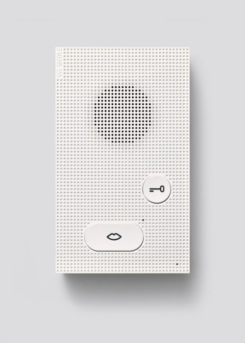 Products we like / Intercom / White / Dot Pattern / Icons / Minimal / at henrycaird |