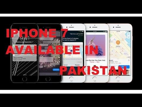 Iphone 7 Price in Pakistan - WATCH VIDEO HERE -> http://pricephilippines.info/iphone-7-price-in-pakistan/      Click Here for a Complete List of iPhone Price in the Philippines  ** iphone price  iphone 7 available in pakistan from 12 to 16 september APPKIOSIC STORE FAISALABAD D-GROUND APPKIOSC STORE IN PAKISTAN STORE LINK Video credits to the YouTube channel owner   Price Philippines