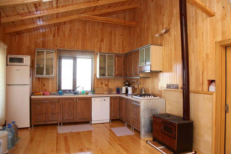Country style kitchen by Kuloğlu Orman Ürünleri