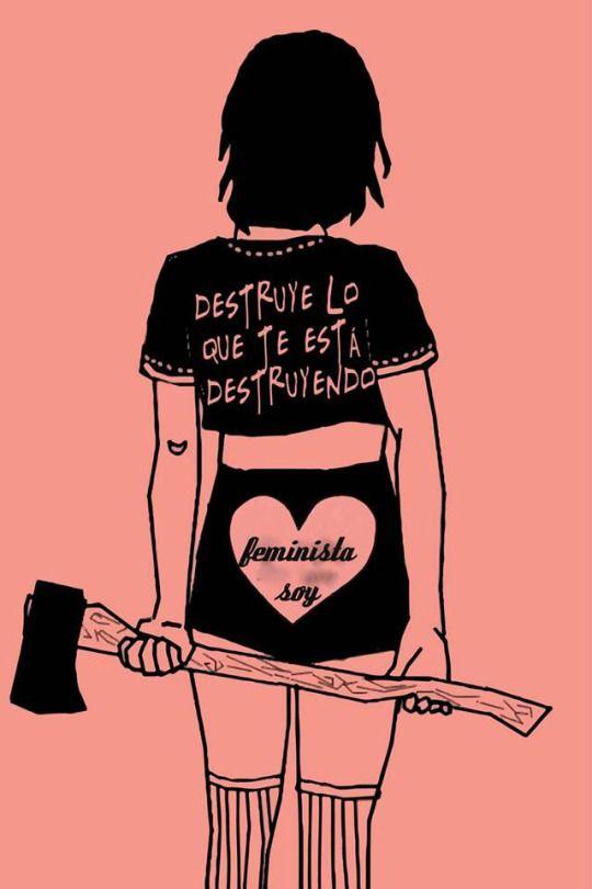 Libre como las mariposas ♀#feminismo #feminista