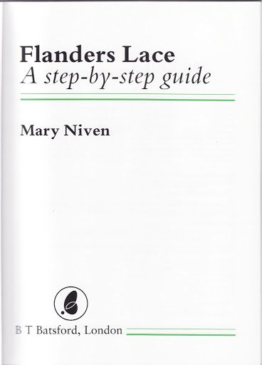 Niven, M. - Flanders lace step by step - lini diaz - Picasa веб-албуми