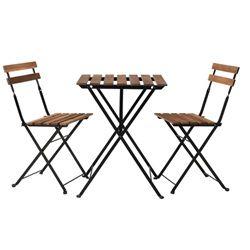 TARNÖ yemek masası ve sandalye seti
