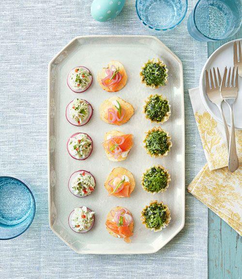 Plan-Ahead Easter Dinner Recipes - Easy Easter Dinner Menu - Good Housekeeping