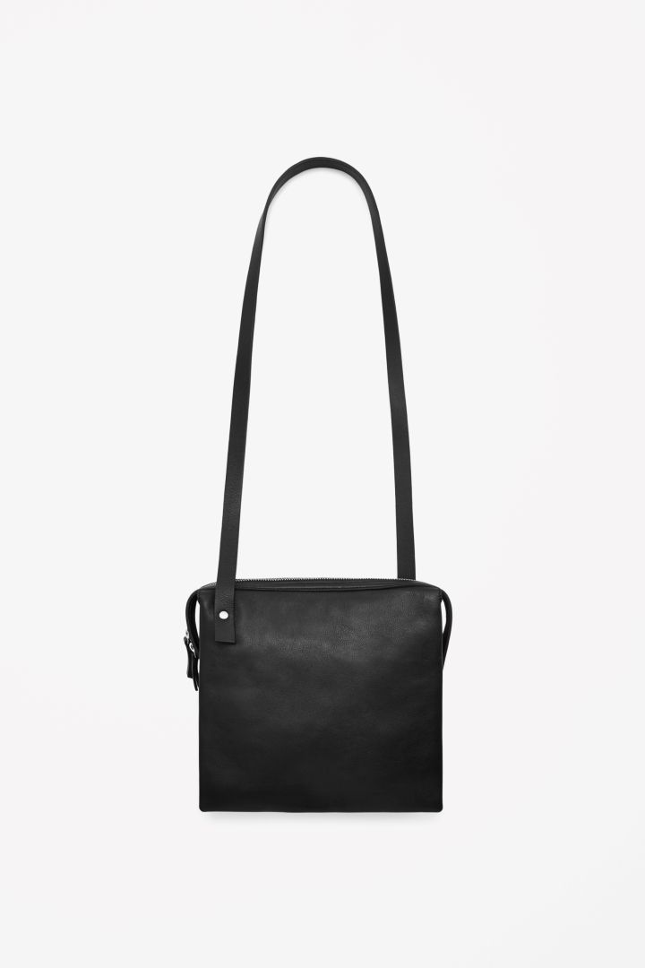 COS | Leather and scuba bag