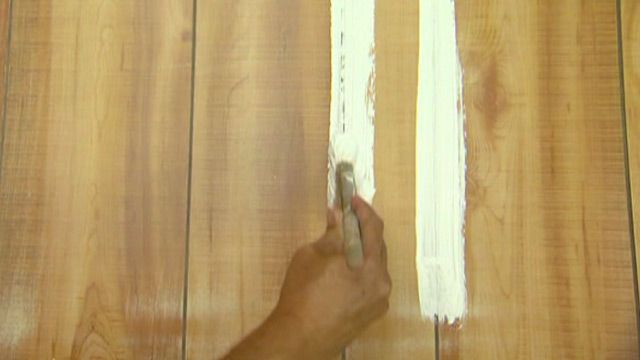 How To Brighten Dark Wood Paneling Video Painting Made