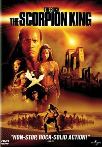 Dwayne 'The Rock' Johnson & Kelly Hu & Chuck Russell-The Scorpion King