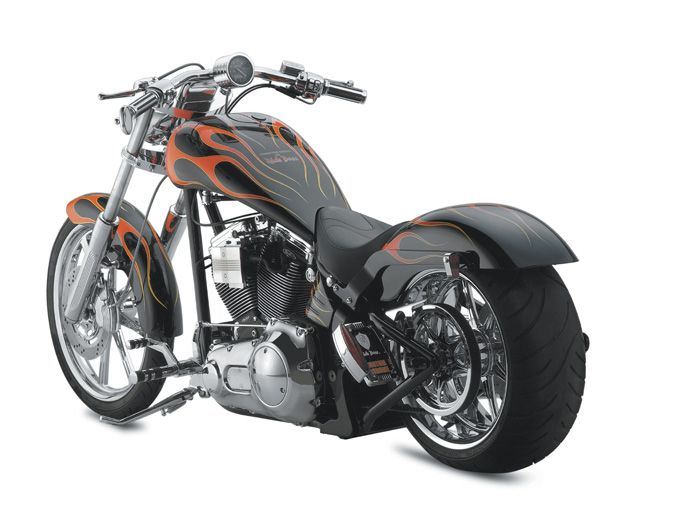 Custom Choppers | DOSS-ROCKET BIKE KIT: CUSTOM CHOPPERS FOR SALE