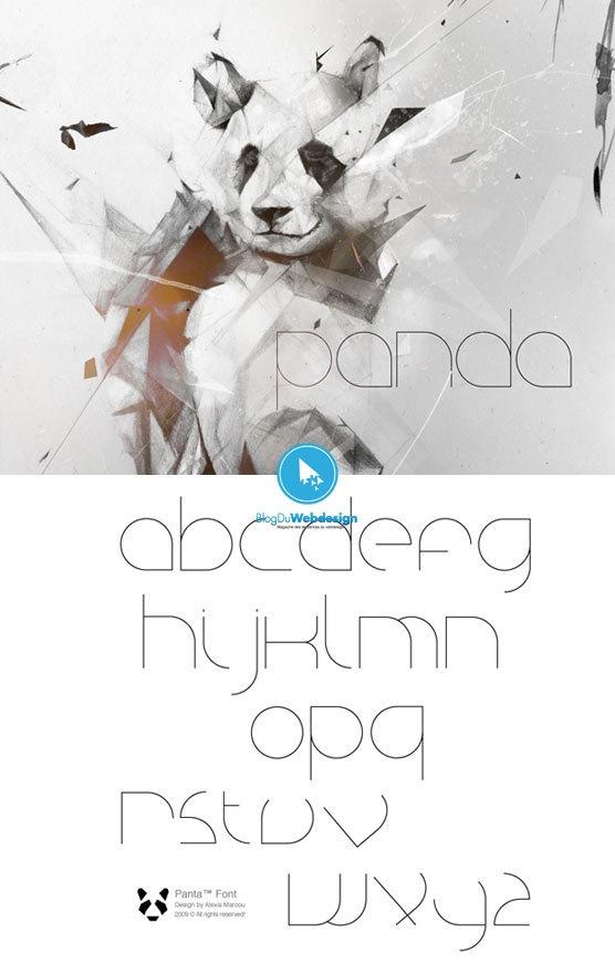 100 visuels de typographie
