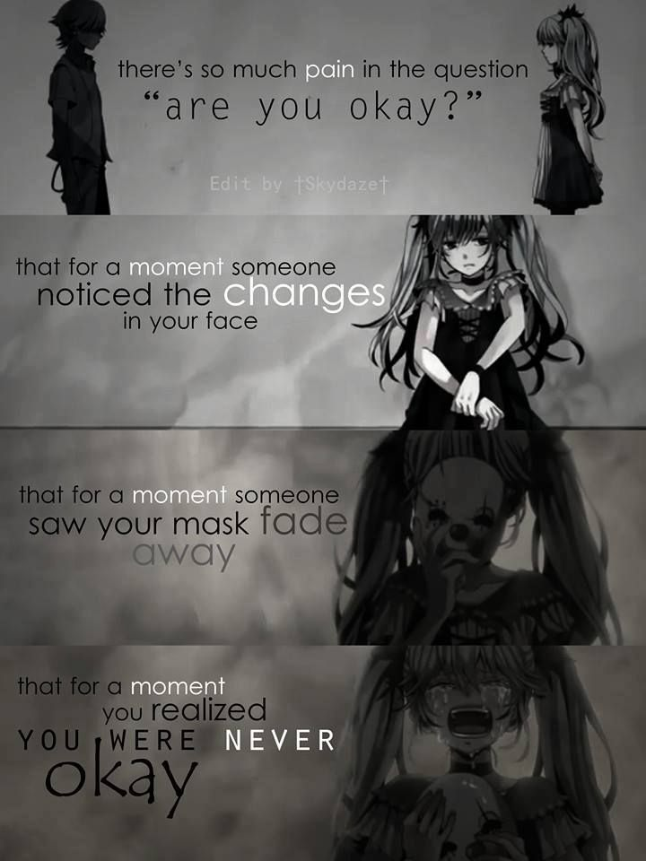 Anime Emo Quotes About Suicide: 810 Best CREPPY......GOREN....ALONE....SUICIDE...anime