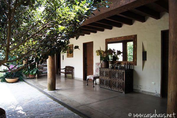 patio rustico mexicano / outdoors   Casa Haus