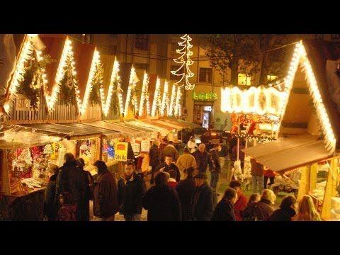 Karácsonyi vásár Metz városában