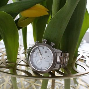 Sjöö Sandström Lady Extreme.  #watch #watches #watcheswoman #ladies #floral #class