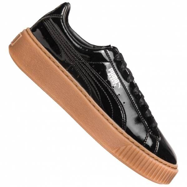 Sportspar #PUMA #Damen #PUMA #Basket #Platform #Patent