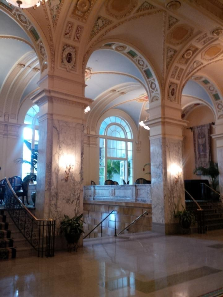 Hermitage Hotel In Nashville TN
