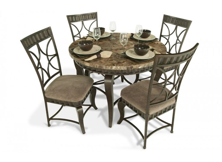 Rembrandt 5 Piece Dining Set Epit One Shot Deals Bob