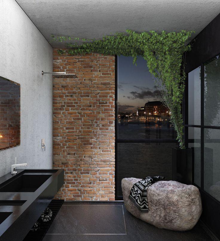 262 best sch ne walk in duschen images on pinterest. Black Bedroom Furniture Sets. Home Design Ideas