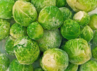 : Замороженная брюссельская капуста