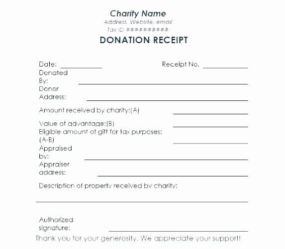 Charitable Donation Form Template Unique Charitable Donation Letter Template Contribution For Receipt Template Donation Letter Lettering