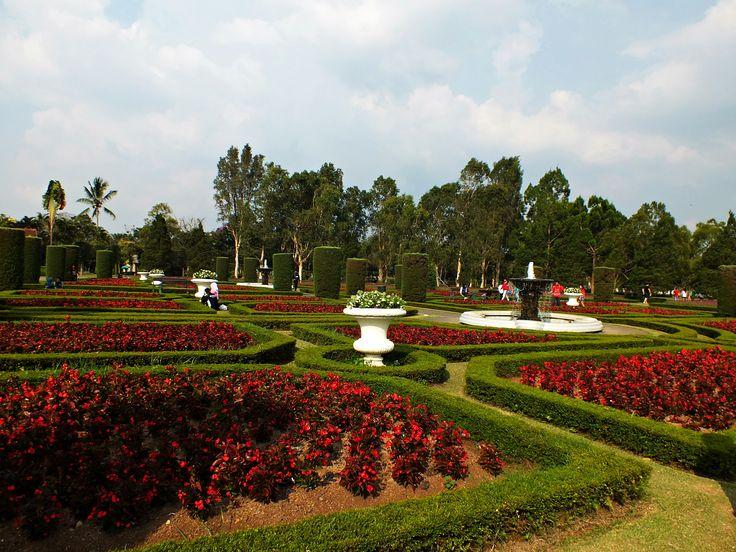 Taman Bunga Nusantara, West Java, Indonesia