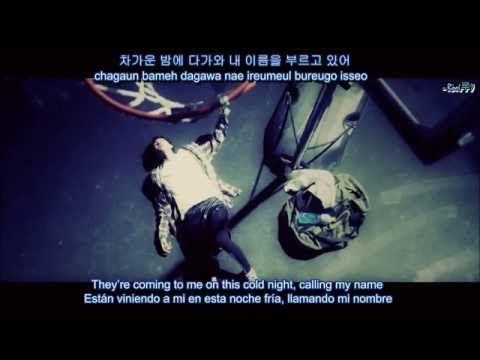 VIXX 차가운밤에 Cold at night english subs - sub español han/rom