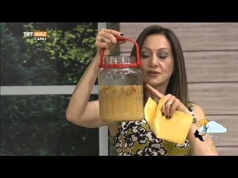 Evde Elma Sirkesi Nasıl Yapılır? - Yenigün - TRT Avaz - YouTube