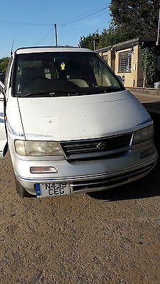 eBay: Nissan Largo Highway Star Spares Or Repair Runs and Drives #carparts #carrepair