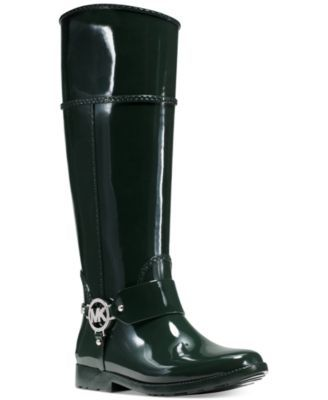 MICHAEL Michael Kors Fulton Harness Rain Boots