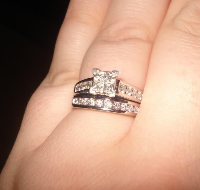 Engagement Ring Hands 42