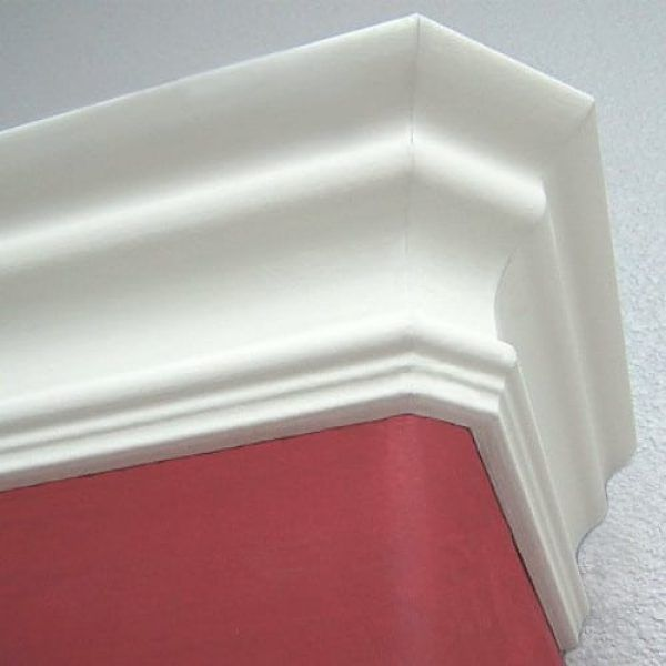 Style Five 6 Bullnose Corner In 2020 Foam Crown Molding Crown Molding Home Improvement