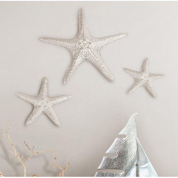 16 Coastal Bedroom Wall Decor Art Ideas For Above The Bed Starfish Wall Decor Seashell Wall Decor Starfish Wall Art