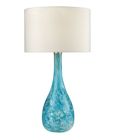 Look at this #zulilyfind! Mediterranean Table Lamp #zulilyfinds