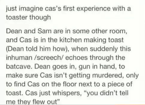 this is better than the slushie machine scene, why did this not happen?? lmao :D