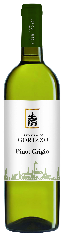 Pinot Grigio - Tenuta di Gorizzo #winelabel #winedesign #italianwine #Francescon #Collodi #F&C